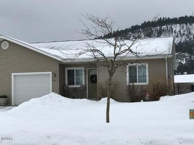 Flathead County Single Family Home Under Contract Taking Back-Up : 2152 Merganser Drive