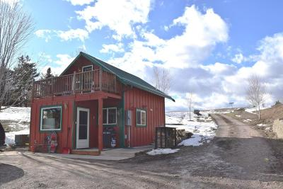 Polson MT Single Family Home Under Contract Taking Back-Up : $199,900