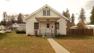 Lincoln County Single Family Home For Sale: 1022 Washington Avenue