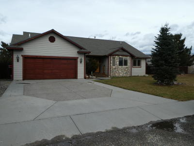 Darby Single Family Home For Sale: 102 Sunrise Drive