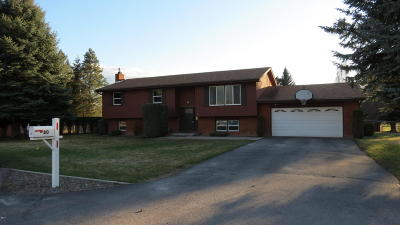 Kalispell Single Family Home For Sale: 80 Scarborough Avenue