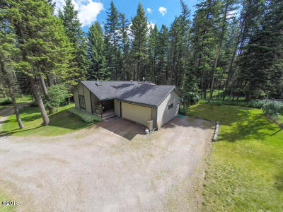 Flathead County Single Family Home For Sale: 3874 Highway 40