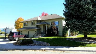 Missoula MT Single Family Home For Sale: $364,900
