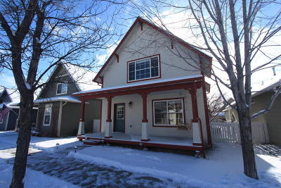 Missoula Single Family Home Under Contract Taking Back-Up : 4633 Bordeaux Boulevard