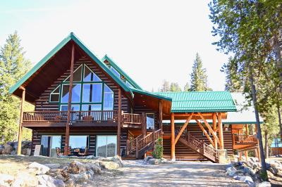 Flathead County Single Family Home For Sale: 463 Tamarack Creek Road