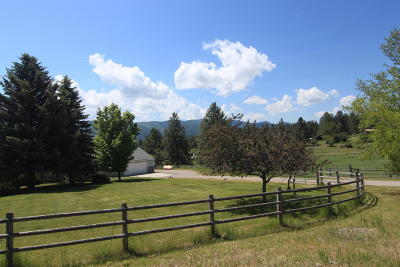 Frenchtown Single Family Home Under Contract with Bump Claus: 18725 Sorrel Springs Lane