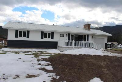 Saint Regis Single Family Home For Sale: 400 Main Street
