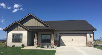 Flathead County Single Family Home For Sale: 127 Lazy Creek Way