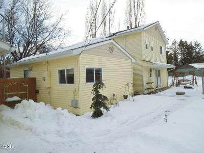 Kalispell MT Single Family Home For Sale: $220,900