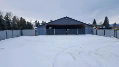 Kalispell Commercial For Sale: 2530 Highway 2 West