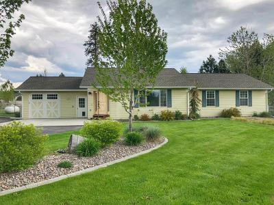 Stevensville Single Family Home For Sale: 665 Dry Gulch Road