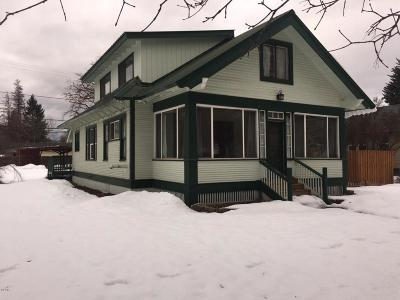 Lincoln County Single Family Home Under Contract Taking Back-Up : 514 Utah Avenue