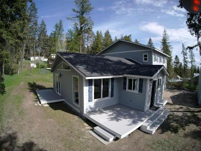 Flathead County Single Family Home For Sale: 313 Cougar Trail
