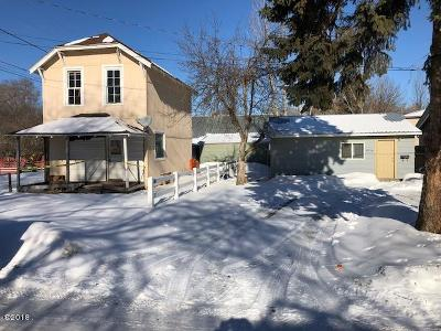 Kalispell Single Family Home For Sale: 621 8th Street West