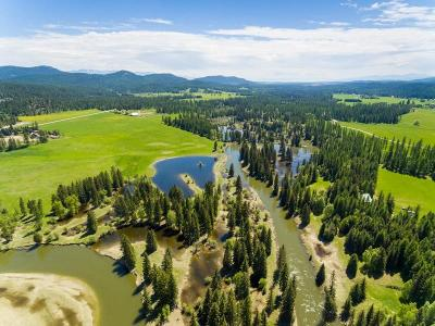 Whitefish Residential Lots & Land For Sale: Nhn Highway 93 West