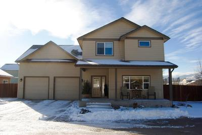 Missoula Single Family Home For Sale: 1691 Shindig Drive