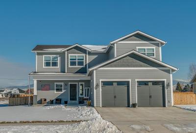 Missoula Single Family Home For Sale: 6540 East Kiki Court
