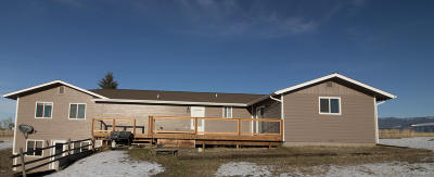 Ravalli County Single Family Home For Sale: 4031 Sunnyside Cemetery Road