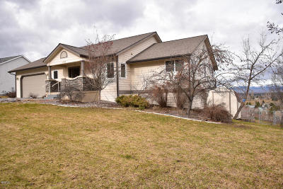 Missoula Single Family Home For Sale: 4180 Jamie Ann Lane