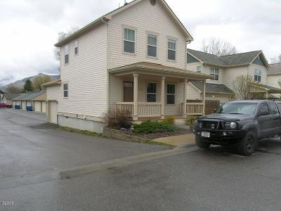 Missoula Single Family Home For Sale: 720 Schilling Street
