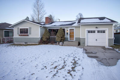 Missoula Single Family Home For Sale: 204 Sentinel Street