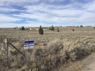Butte Residential Lots & Land For Sale: 17 South Rocker Road