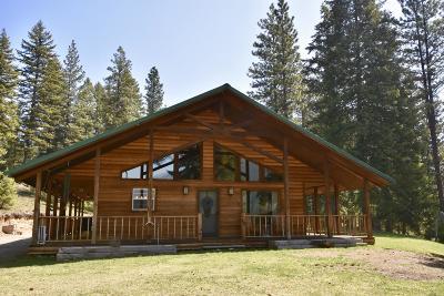 Saint Regis Single Family Home For Sale: 78 McWhorter Lane
