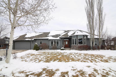Missoula Single Family Home For Sale: 5760 Prospect Drive