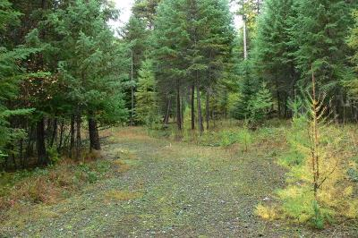 Lincoln County Residential Lots & Land For Sale: Nhn Swede Mountain Road