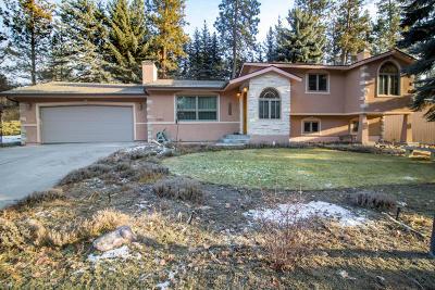 Missoula Single Family Home For Sale: 4360 Fox Farm Road