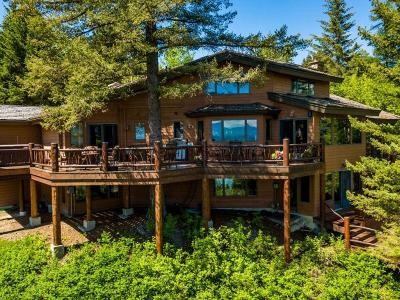 Whitefish Single Family Home For Sale: 1840 Four Wheel Drive