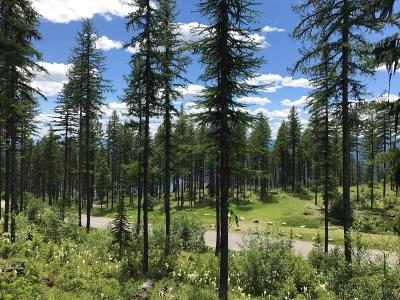 Whitefish Residential Lots & Land Under Contract Taking Back-Up : 275 Elk Highlands Drive
