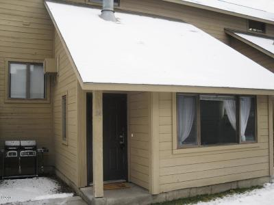Missoula Single Family Home Under Contract Taking Back-Up : 3811 Stephens Avenue