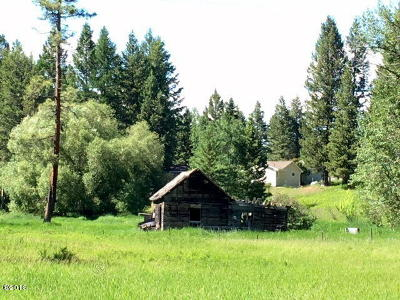 Flathead County Single Family Home For Sale: 950 Rhodes Draw
