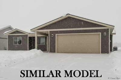 Kalispell Single Family Home For Sale: 1028 Clark Fork Drive