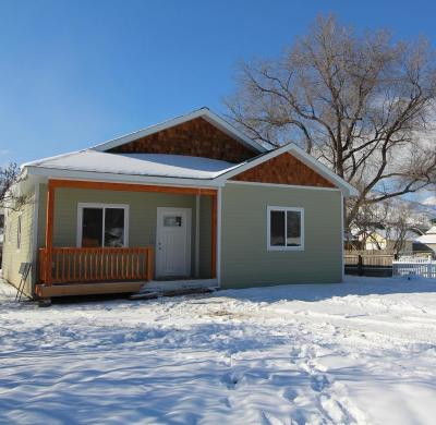 Ravalli County Single Family Home For Sale: 207 South 8th Street