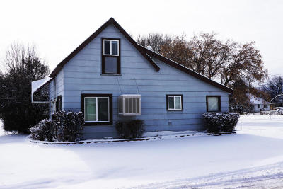 Ravalli County Single Family Home For Sale: 721 North 4th Street