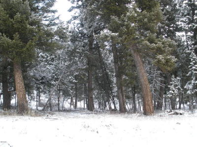 Ravalli County Residential Lots & Land For Sale: Nhn East Fork Road
