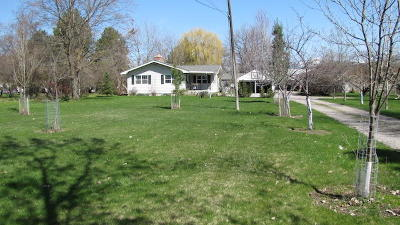 Missoula Single Family Home For Sale: 1810 River Road