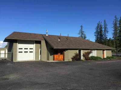 Whitefish Commercial For Sale: 5725&5729 Hwy 93 South
