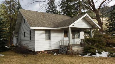 Missoula Single Family Home For Sale: 2710 Rattlesnake Drive