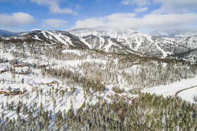 Whitefish Residential Lots & Land Under Contract Taking Back-Up : 66 Elk Highlands Drive
