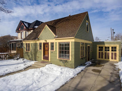 Missoula MT Single Family Home For Sale: $339,900