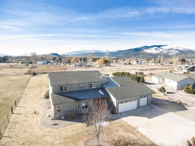 Missoula MT Single Family Home For Sale: $545,000