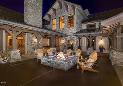 Whitefish Single Family Home For Sale: 6207-C Davos Lane