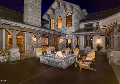 Whitefish, Olney Single Family Home For Sale: 6207-E Davos Lane