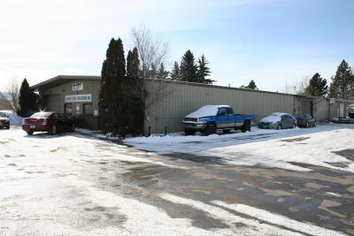 Kalispell Commercial Under Contract Taking Back-Up : 2658 Highway 2 East