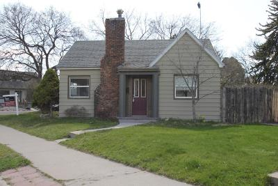 Missoula Single Family Home For Sale: 1533 Mansfield Avenue