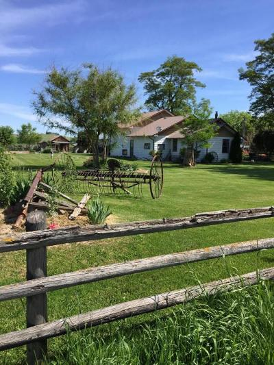 Ronan Single Family Home For Sale: 38272 Duck Road