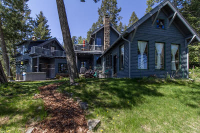 Lake County Single Family Home For Sale: 36584 Narrows Road